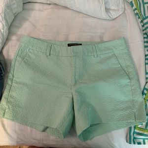 Banana Republic Mint shorts